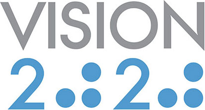 An image of the Vision 2020 logo