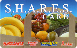 S.H.A.R.E.S. Card