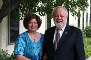 Dr. and Mrs. Paul & Alice Peterson