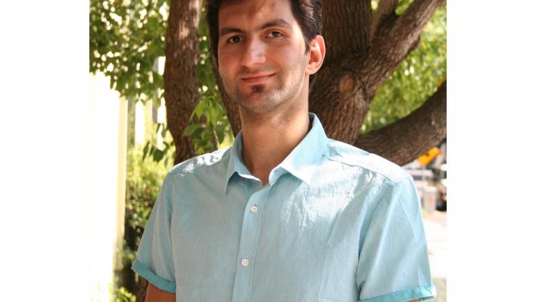 It's Low Vision Awareness Month: Meet Arash