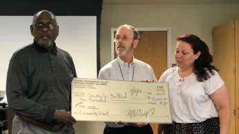 Check Presentation with SSVMSA