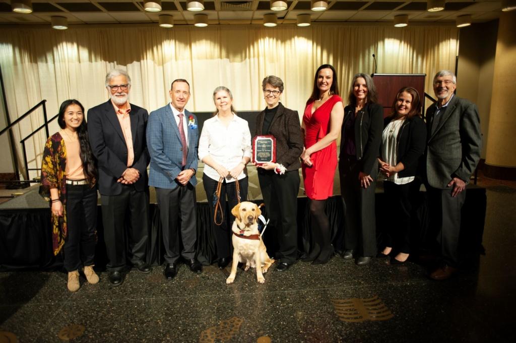Society Staff Board Members at Sierra Sacramento Valley Medical Society Honors Photo Credit: David Flatter