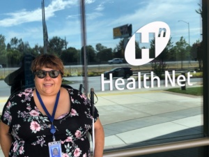Elizabeth Lam at Health Net