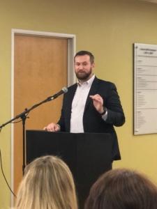 Councilmember Steve Hansen Speaking