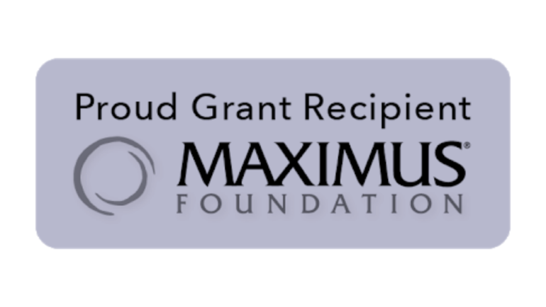 Society for the Blind Receives $10,000 Grant from Maximus Foundation